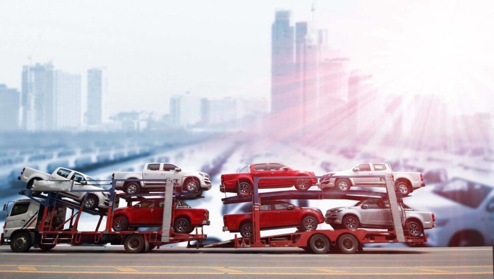 car shipping wagon